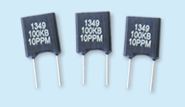 Encapsulated Precision Resistor
