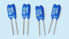 Epoxy Coated Precision Resistors
