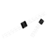 Small package molded Voltage Divider Resistors