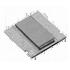 Improved power metal strip resistor