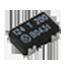 SMD molded voltage divider