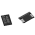 Low TCR molded chip resistor