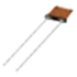 High resolution audio resistor