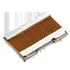 Z- foil current sensing chip resistor