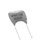 Low Profile Conformally Coated Resistor