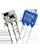 hybrid resistor network